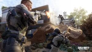 بازیCall of Duty Black Ops III(ندای وظیفه بلک اوپس 3)