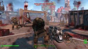 بازی fallout 4 (فال اوت 4)