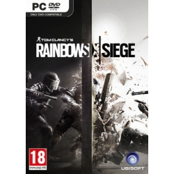 بازیTom Clancy's Rainbow Six Siege(رینبو سیکس سیج)