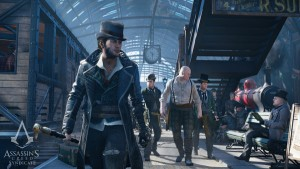 بازیAssassin's Creed Syndicate(اساسین کرید سیندیکیت)