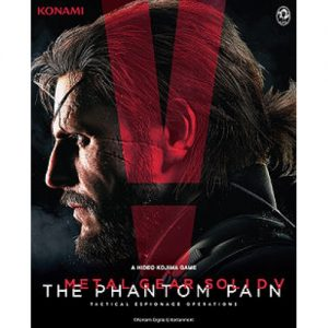 بازیMetal Gear Solid V The Phantom Pain(متال گیر سولیدفانتوم پین)