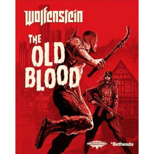 بازیWolfensteine Old Blood(ولفنشتاین اولدبلود)