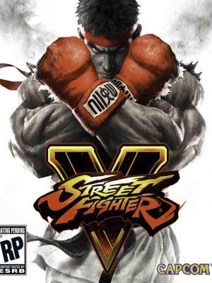 خرید بازیStreet Fighter V(استریت فایتر وی)