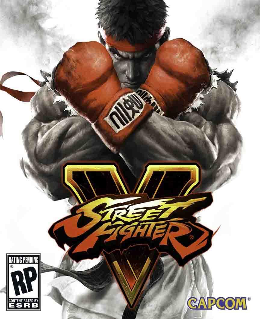 بازیStreet Fighter V(استریت فایتر وی)