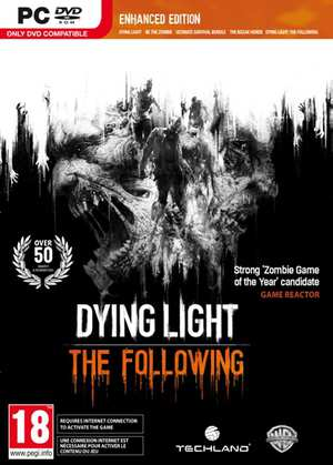 بازیDying Light The Following Enhanced Edition(دی لایت)