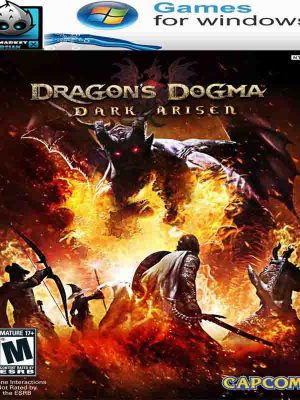 خرید بازیDragons Dogma Dark Arisen(دراگون دوگما)