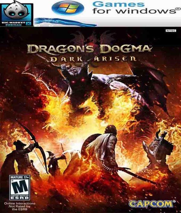خرید بازیDragons Dogma Dark Arisen(دراگون دوگما)