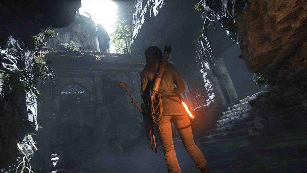 بازیRise of the Tomb Raider(رایس اف د تامب رایدر)