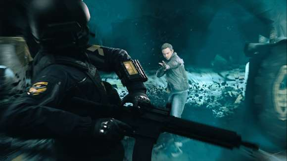 بازیQuantum Break(کوانتوم بریک)