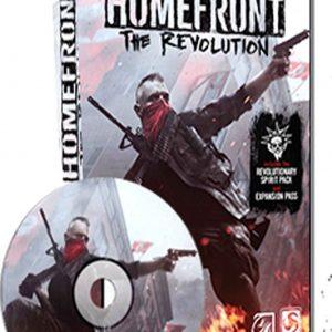 بازی Homefront The Revolution(هوم فرونت رولیشن)