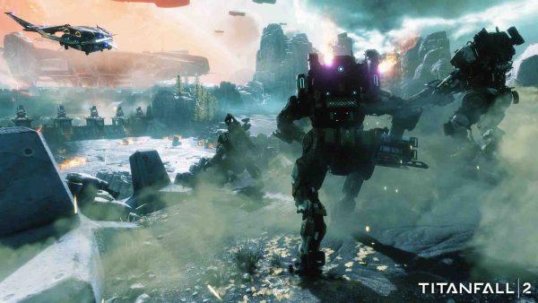 بازی Titanfall 2 (تایتان فال 2)