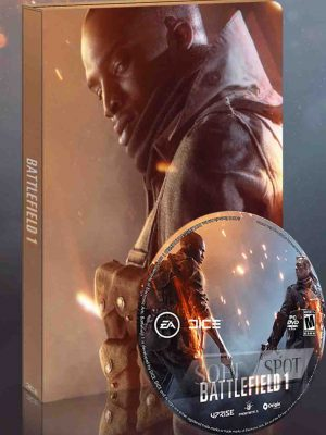 خرید بازیBattlefield 1 Ultimate Edition (بتلفیلد1)