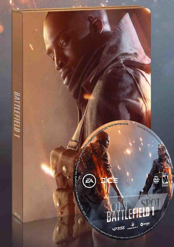 خرید بازیBattlefield 1 Ultimate Edition (بتلفیلد1)