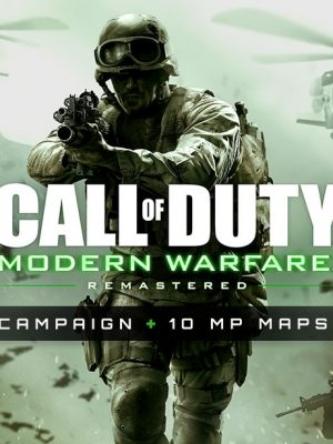 بازیCall of Duty Modern Warfare Remastered