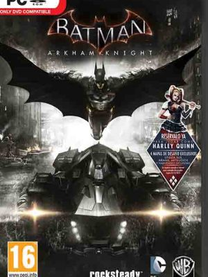 بازی Batman Arkham Knight (بتمن ارکام نایت)
