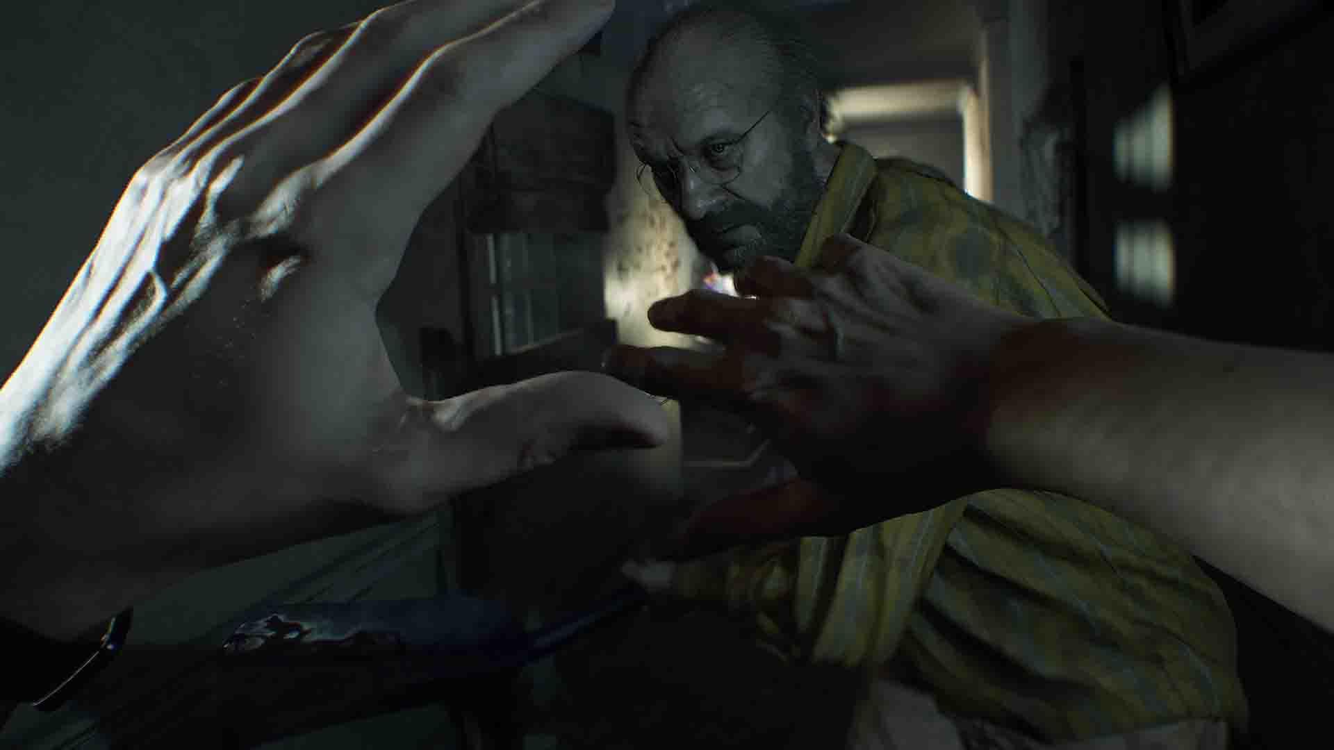 بازیResident Evil 7 biohazard(رزیدنت اویل 7)