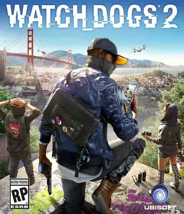 بازی Watch Dogs 2(واچ داگز2)