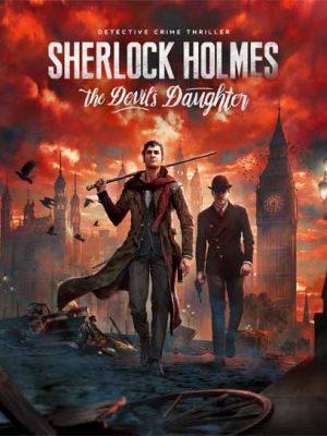 بازیSherlock Holmes The Devils Daughter (دخترشیطان)