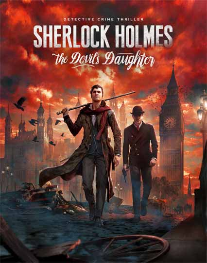 خرید بازیSherlock Holmes The Devils Daughter (دخترشیطان)