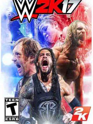 خرید بازی WWE 2K17 (کشتی کج 2017)