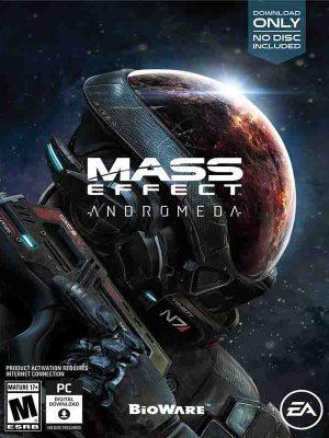 بازی Mass Effect Andromeda (مث افکت اندرومدا)