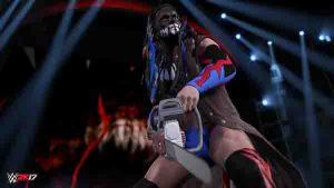 بازی WWE 2K17 (کشتی کج 2017)