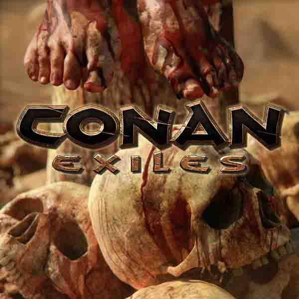 بازیConan Exiles Early Access(کونان اگزیلس)