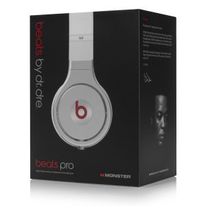 هدفون پرو بیتس الکترونیکز Beats Pro Dr.Dre White