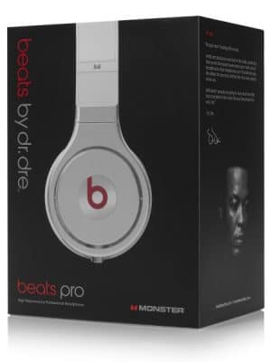خرید هدفون پرو بیتس الکترونیکز Beats Pro Dr.Dre White