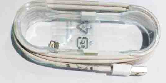 کابل USB شارژ آیفون درجه یک