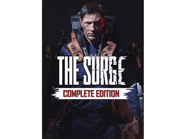 بازی The Surge (سورج)