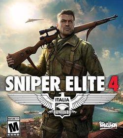 خرید اسنایپر الیت 4 Sniper_Elite_4