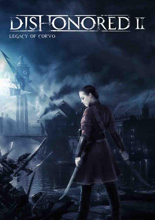 خرید بازی Dishonored-2