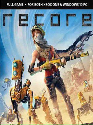 بازی ReCore (ریکور)
