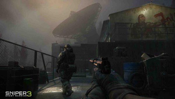بازیSniper: Ghost Warrior 3 (اسنایپر گاست وریور 3)