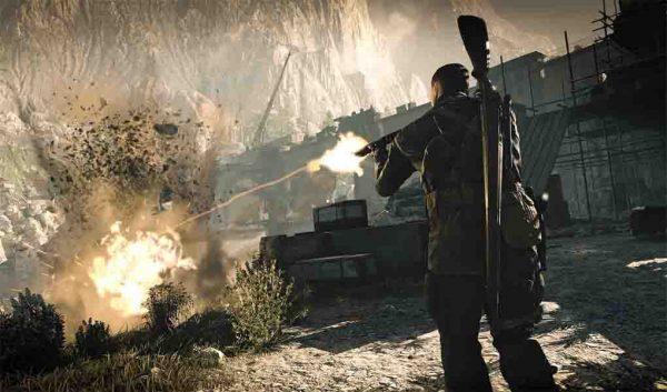 بازی Sniper Elite 4 (اسنایپر الیت 4)