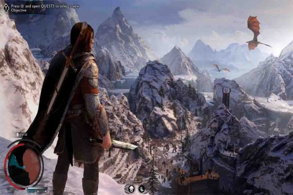 بازی Middle-earth Shadow of War (ارباب حلقه ها)