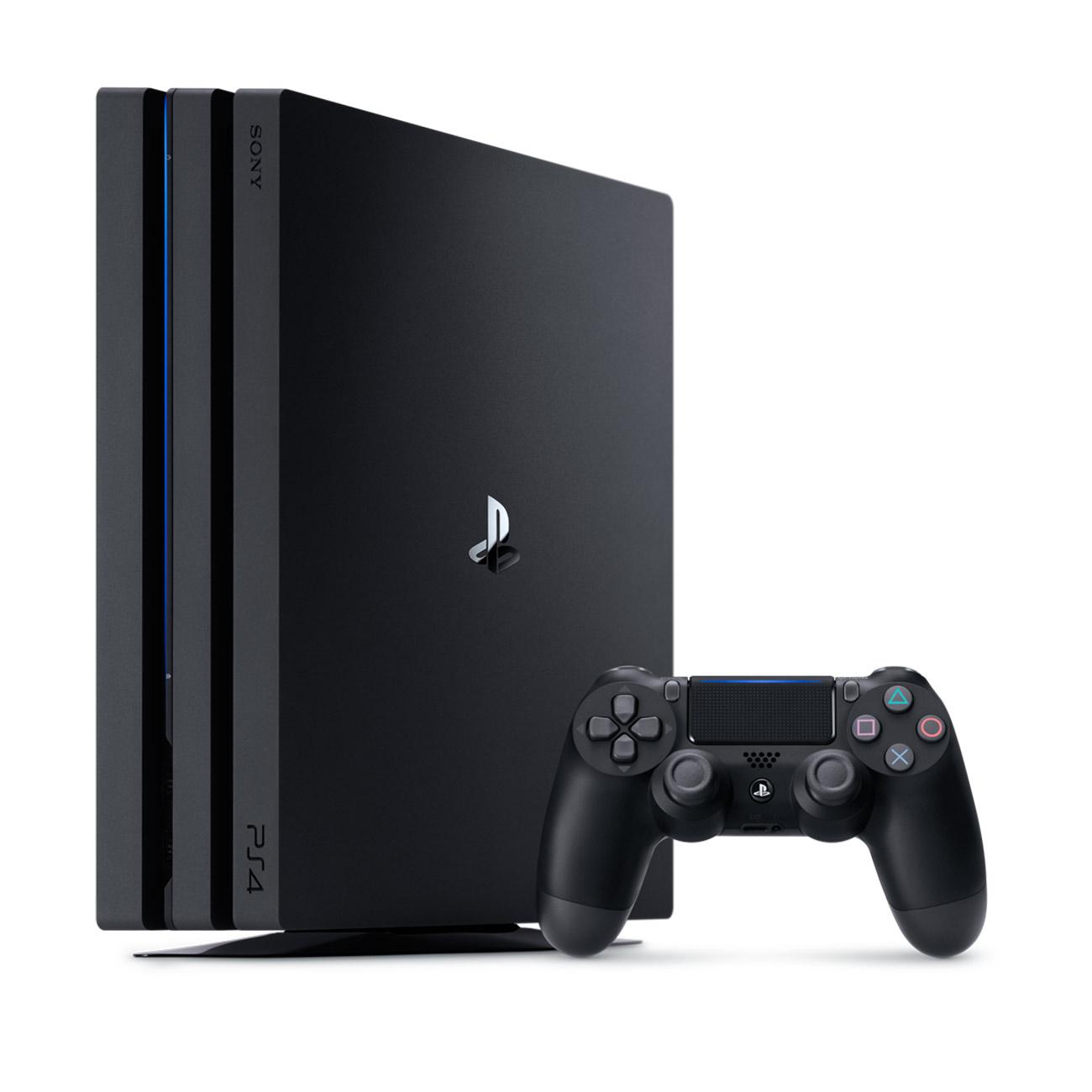 کنسول بازی سونی Playstation 4 Slim  Region 2  – ظرفیت ۵۰۰ گیگابایت