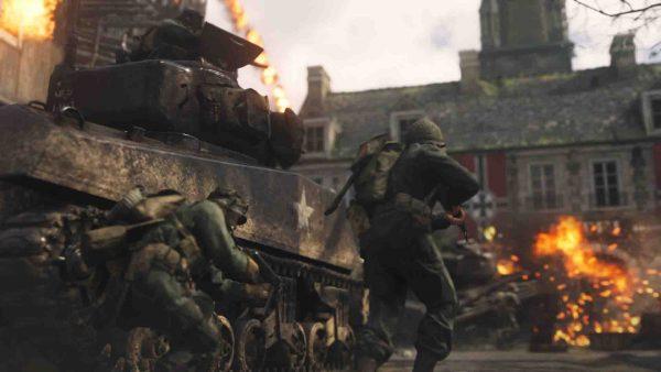 ندای وظیفه: جنگ جهانی ۲ – Call of Duty WWII