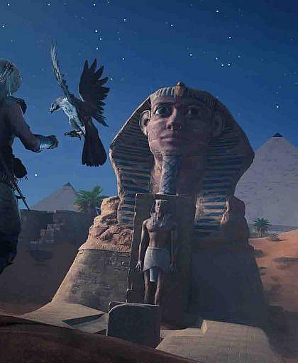 بازی اساسین کرید اورجینز Assassins Creed Origins
