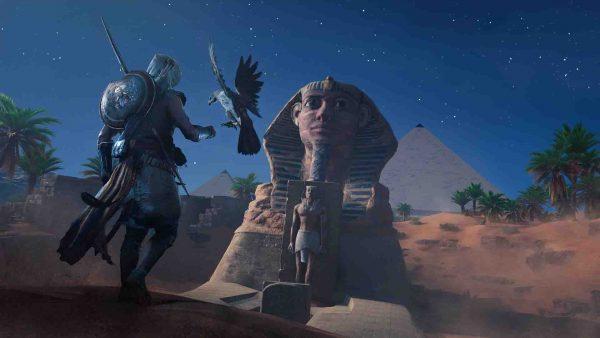 اکانت آنلاین بازی اساسین کرید اورجینز Assassins Creed Origins