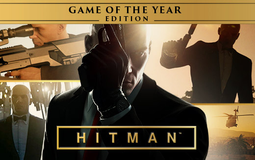 محتویات عنوان Hitman: Game of the Year Edition