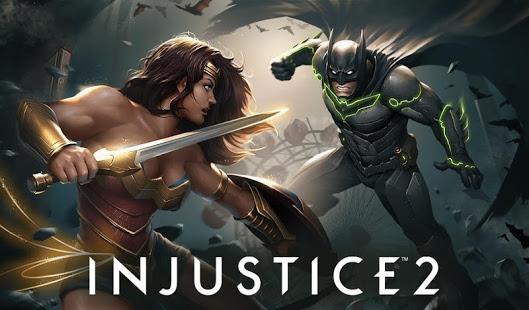 عنوان Injustice 2 را این هفته رایگان بازی کنید