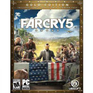 بازی Far Cry 5 (فارکرای ۵)