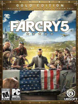 خرید بازی فارکرای، 5 farcry 5