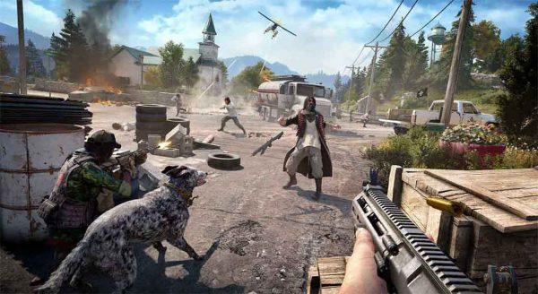 بازی Far Cry 5 (فارکرای 5) پلی استیشن 4