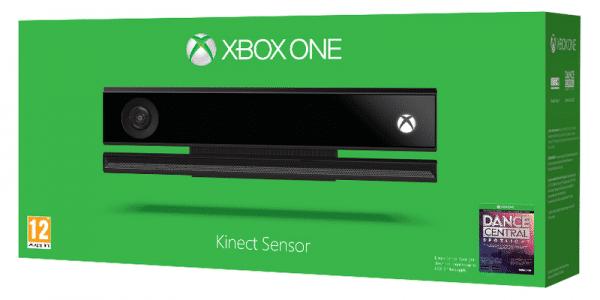 حسگر حرکتی مایکروسافت مدل Xbox One Kinect