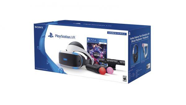 عینک واقعیت مجازی سونی مدل PlayStation VR Bundle