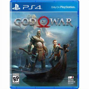 بازی God of War گاد اف وار۴ – پلی استیشن ۴