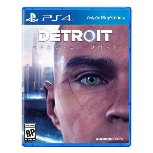بازی Detroit Become Human برای PS4